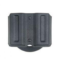 """Двойной быстросъемный пластиковый подсумок для Glock 17, Вектор купить за 1660 руб. в интернет-магазине """"Быстрый Стрелок"""" ☎ +7 (495) 245-0077 ☎ +7 (965) 245-0077 ✈ Быстрая доставка по Москве и России."""