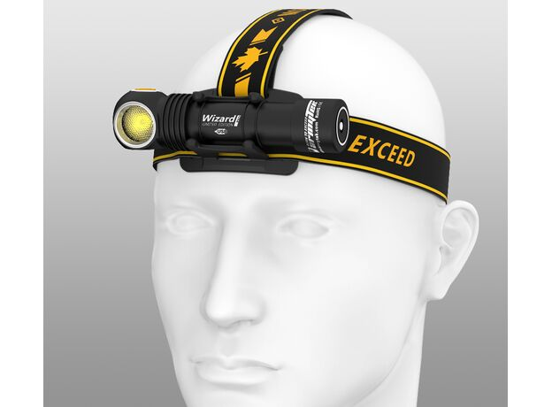 """Мультифонарь Armytek Wizard Pro Magnet USB Nichia LED (Тёплый свет) купить за 8800 руб. в интернет-магазине """"Быстрый Стрелок"""" ☎ +7 (495) 245-0077 ☎ +7 (965) 245-0077 ✈ Быстрая доставка по Москве и России."""